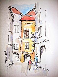 Sketchbook Wandering