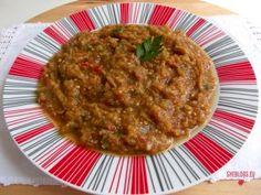 Αποξηραίνω μελιτζάνες σε κυβάκια | SheBlogs.eu Curry, Beef, Ethnic Recipes, Desserts, Food, Meat, Tailgate Desserts, Curries, Deserts