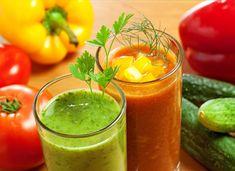 Smoothies frutta e verdura
