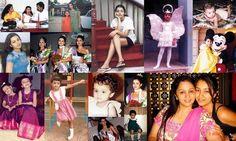 #Trisha Childhood #Pics http://www.filmjug.com/trisha-childhood-images/