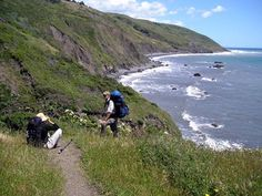 The Adventure Blog: Hiking The Lost Coast Trail
