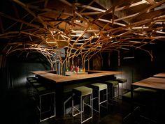 Ceiling sculpture | jebiga | #interior #interiordesign #ceiling
