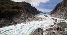 Exploring the Franz Josef Glacier is a must