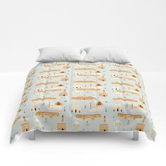Buy florence pattern Comforters by giusivaccanio. Worldwide shipping available at Society6.com. Just one of millions of high quality products available.