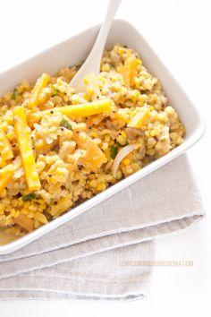 Il thoren alla zucca è una ricetta indiana veloce e gustosa, perfetta per coccolarsi con un piatto caldo e davvero comfort (indian recipe). @lennesimoblog