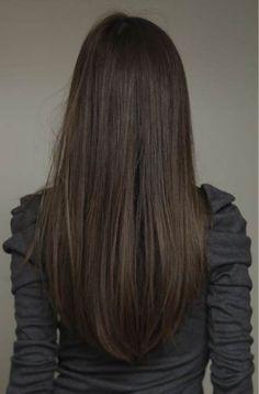New hair color brown asian haircuts 42 ideas New + Brown Hair Shades, Brown Ombre Hair, Long Brown Hair, Light Brown Hair, Brown Hair Colors, Asian Brown Hair, Brown Straight Hair, Dark Hair, Haircuts Straight Hair