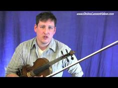 MIDNIGHT ON THE WATER - Bluegrass Fiddle Lessons with Ian Walsh - YouTube