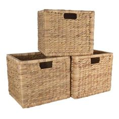 Home Storage U003e Set Of 3 Small Loxley Storage Baskets