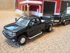 Farm Trucks, Toy Trucks, Pickup Trucks, Custom Hot Wheels, Hot Wheels Cars, Chevy Diesel Trucks, Lego City Sets, American Flag Wood, Farm Toys