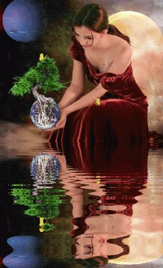 Fantasy, Animated Fantasy, Animated Graphics, Keefers gif by Keefers_ | Photobucket