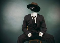 Tutorial showing how to make an invisible man photo using Photoshop.