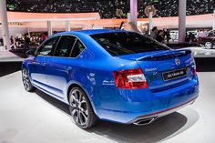Novo Skoda Octavia RS Cars And Motorcycles, Bmw, Life, Sports, Cool Cars