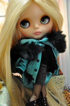 Blythe Doll by MUSSE2009    Those were the days....