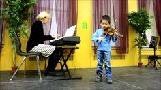 Concerto in A Minor 1st Movement by Vivaldi—See more of this young violinist #from_cyrusviolin
