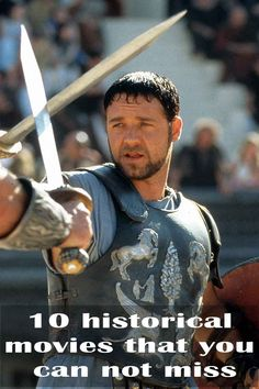 10 historical movies that you can not miss - Trivota