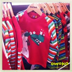 Owoko ropa infantil invierno 2014