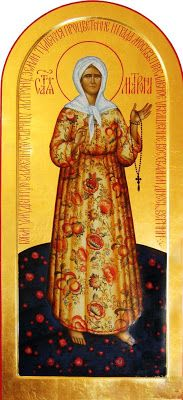 Full of Grace and Truth: A Prayer to St. Matrona of Moscow