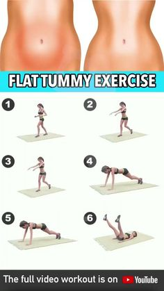 Full Body Gym Workout, Flat Tummy Workout, Gym Workout Videos, Gym Workout For Beginners, Fitness Workout For Women, Belly Fat Workout, Pilates Workout Routine, Body Fitness Exercise, Dip Workout