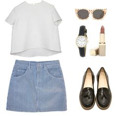 """Untitled #1045"" by girlinlondon on Polyvore"
