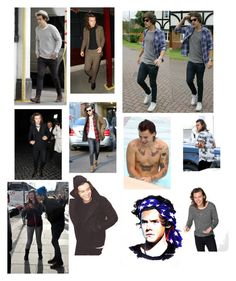 """""""Harry Styles Is Handsome"""" by mikahelaine on Polyvore featuring beauty and Payne"""