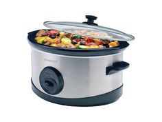 Slow cookers are a great addition to your kitchen appliances, having a myriad of uses. Slow cookers are also energ. Crock Pot Slow Cooker, Crockpot, Rice Cooker, Cool Kitchens, Kitchen Appliances, Meals, Cooking, Recipes, Target