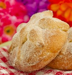 Pan de muerto- Mexican sweet bread