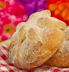 Pan de Muertos Recipe - Mexican Dia De Los Muertos Sweet