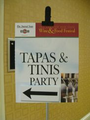 Tapas & Tinis Party- perfect party theme!!