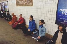 Meditation in the Big Noise: Find Your Inner Peace in New York City.