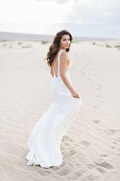 flawless bridal shoot