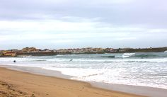 Dec 15, 2012. Peniche in Portugal is known as a surfers paradise. Waves are huge and certainly there were many brave surfers out this afternoon challenging the strength of the sea.