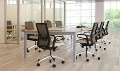 Novo Task Chair - Conference and Training, Task Chairs and Motion Seating,