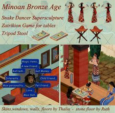 objects for Sims 1 Sims 1, Minoan, Thalia, How To Get Money, New Friends, Dancer, Hold On, Objects, Pets
