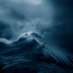 ⁜ Peak a Blue on Behance