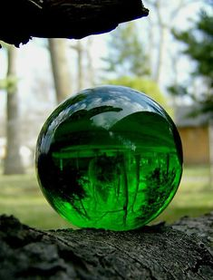 GreenCrystal Ball