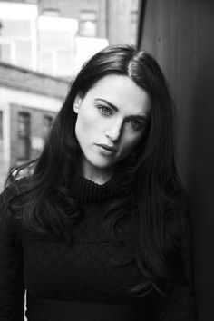 "Katie McGrath (aka Morgana on ""Merlin"" BBC)"