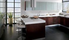Cocinas modernas llenas de colorido Scavolini (II)