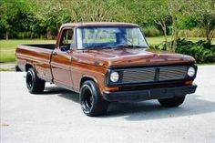 1970 Ford F100: