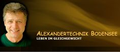 Alexander-Technique - This program is led by the experienced and skilled therapist—Heinrich Kuhn. It can help you recover from pain caused by: stress, post-stroke-state, certain neurological diseases and problems, burn-out, or lack of motivation and joy in life.
