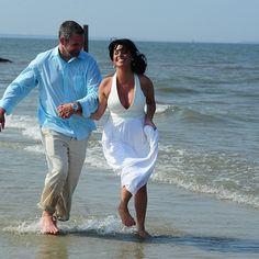 CONGRATULATIONS Ryan and Andrea!!! #stephenpalmerweddings #tybeeisland #beachwedding