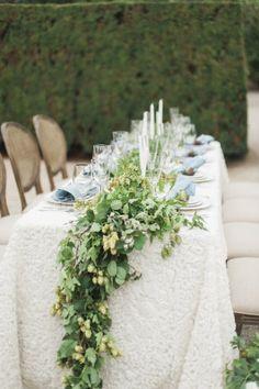 Pretty Blue & Barley Wedding Inspiration | Britt Taylor Photography | Mint & Lovely | Bridal Musings Wedding Blog 25