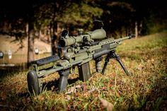 M1A EBR с оптическим прицелом Leupold MK IV LR/T: xysho9210 Tactical Rifles, Firearms, Tactical Vest, Shotguns, Battle Rifle, Custom Guns, Fire Powers, Assault Rifle, Cool Guns