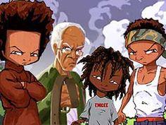 The Boondocks (Comic Strip) - TV Tropes
