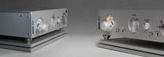 The JAZZ is a Pure Class A vacuum tube preamplifier. High End Hifi, Professional Audio, Vacuum Tube, Beautiful Things, Jazz, Pure Products, Home, Jazz Music, Ad Home