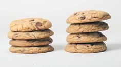 What happens when you use melting chocolate in chocolate chip cookies? Melting Chocolate, Chocolate Chips, Chocolate Chip Cookies, Pampered Chef, Original Recipe, Cooking, Desserts, Kitchenette, Recipes