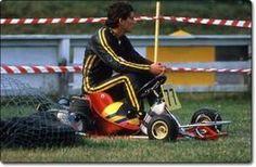 Les débuts d'Ayrton Senna : Tout petit déjà !