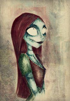 Sally by raaaww.deviantart.com