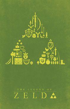 The Legend of Zelda byDylan West