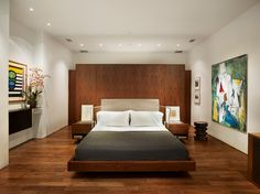 Rubin Residence - modern - bedroom - san francisco - Aleck Wilson Architects