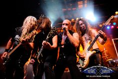 primal fear band   Primal Fear Live with Pamela Moore Concert Photos